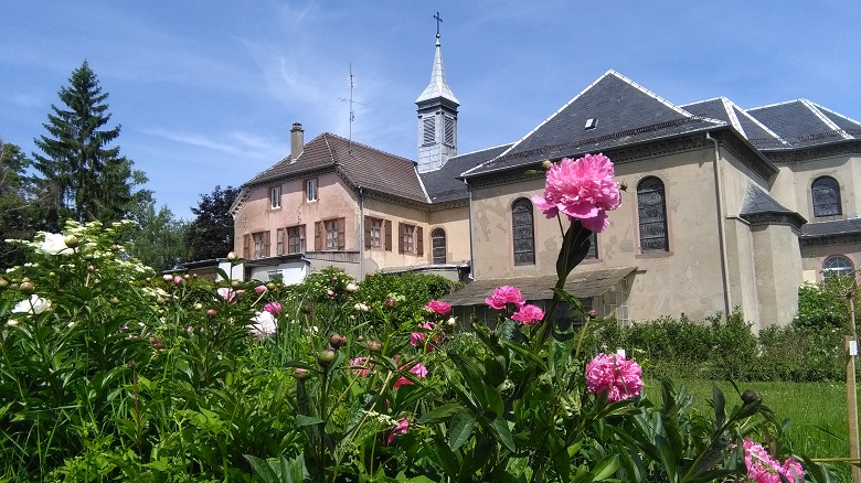 Jardin du Prieuré 780 par 438