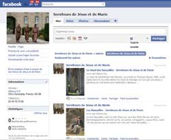 "page Facebook <span class=""caps"">SJM</span>"